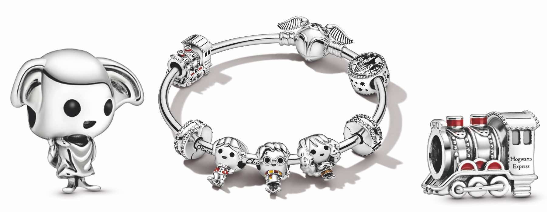 harry potter bracciale pandora